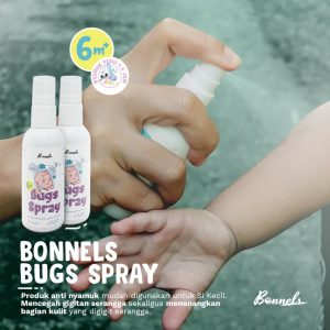 Bugs Spray 60 Ml
